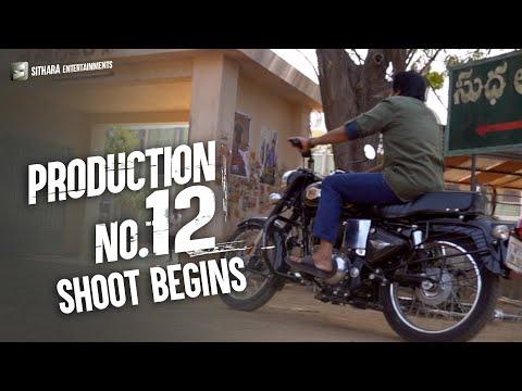 Production No 12 Shoot Begins