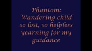 Gerard Butler & Emmy Rossum - Wandering Child - Lyrics