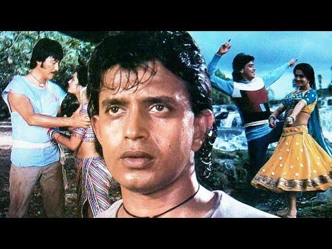 💓 Митхун Чакраборти в фильме - Ослеплённые любовью(Индия,1987г)💓
