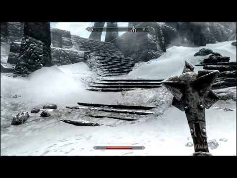 Gameplay de The Elder Scrolls V: Skyrim - Legendary Edition