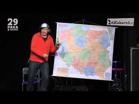 Kabaret SMILE - Mapa