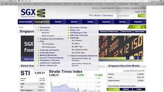 How to Find and Assess Stocks using SGX Stock Facts