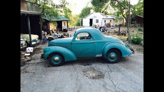 Incredible story & restoration of a 1937 Willys coupe at MetalWorks Classic Auto Restoration.