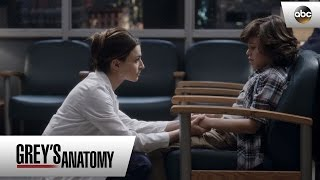 "Grey's Anatomy - Amelia Says ""It's Not Your Fault"""