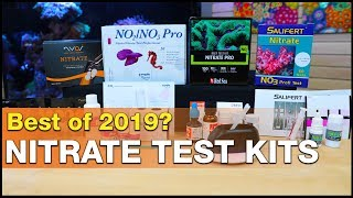 Is there a BEST Nitrate Test Kit out there? Try these Best of 2019 Nitrate kits!