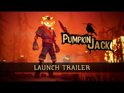 Pumpkin Jack Launch Trailer
