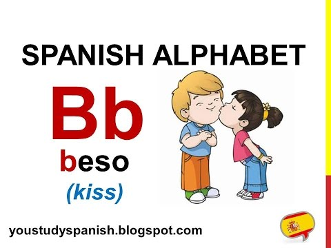 16 de mayo de 2018 Watch \u201cSpanish Lesson 1 \u2013 SPANISH ALPHABET - alphabet in spanish