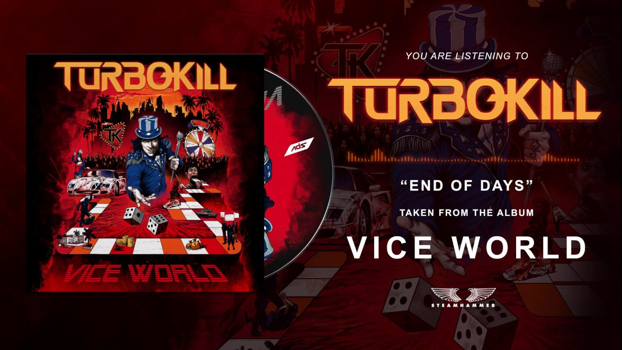 TURBOKILL - End of days