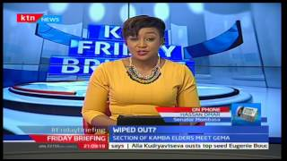 KTN Friday Briefing September 16 2016: Wiper Sec Gen. Senator Omar Hassan talking Wiper politics