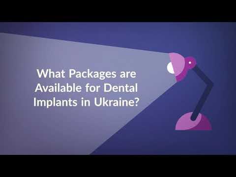 Highly Affordable Dental Implants in Ukraine