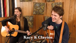 'Canadian Checkpoint' with Kacy & Clayton!