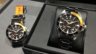 Hamilton Khaki Navy Scuba | Review | H82305131  | Olfert&Co