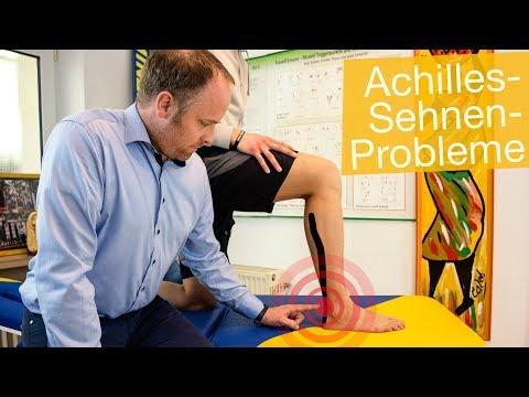 Synovitis des Kniegelenks bei Jugendlichen