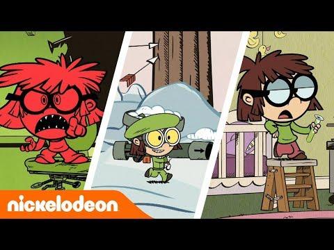 Bienvenue chez les Loud | Lisa, la scientifique | Nickelodeon France