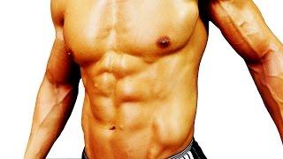 快速的胸部和腹肌鍛煉在家裡得到切碎 出處 SixPackAbs.com