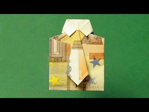 Money Origami Dress Youtube Download
