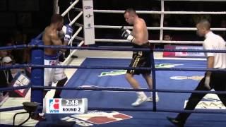 Astana Arlans Kazakhstan v USA Knockouts - World Series of Boxing Season V Highlights