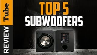 ✅Subwoofer: Best Subwoofers (Buying Guide)