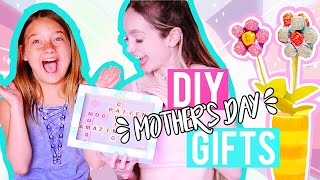 3 DIY MOTHERS DAY Gifts 2018 For Kids (& Adults, Too!)