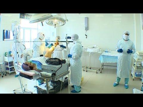 Новые технологии магаданских ортопедов