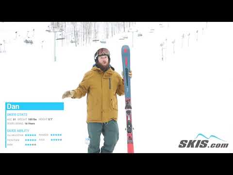 Video: Atomic Vantage 79 TI Skis 2021 5 40