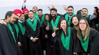 Lambton College In Toronto 2017 Convocation
