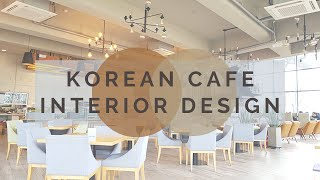 Korean Cafe Interiors Designs | Korean Coffee Shop Designs