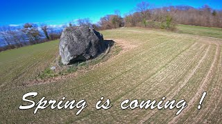 Spring is coming ! (FPV cinematic)