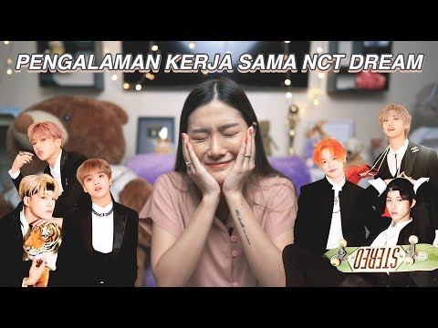Interview Adek-Adek Gemes NCT DREAM!