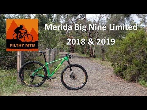 Merida Big Nine 2018 vs 2019 vs My 2018 Big Nine Review (Sram 12 speed derailleur on 11speed)
