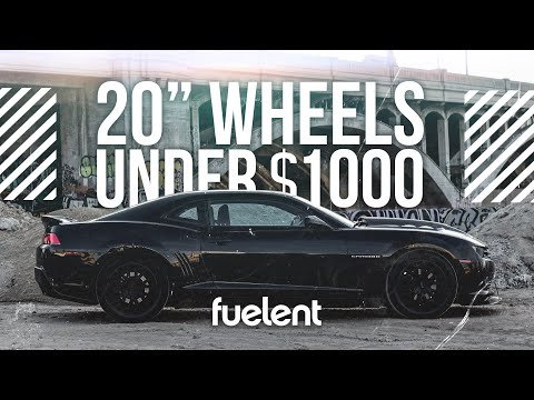 5TH GEN CAMARO WHEELS UNDER $1000