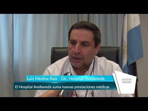 El Hospital Avellaneda suma nuevas prestaciones médicas