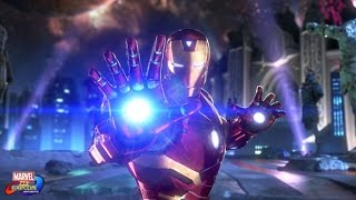 Marvel vs Capcom Infinite Story Trailer #1 PS4 Xbox One PC