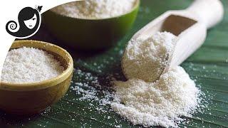 How To Make Coconut Flour [Homemade] | Gluten-free + Grain-free + Vegan