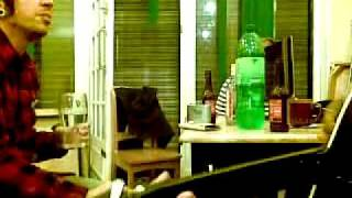 Joby e Fábio - Upstarts and broken hearts -  dropkick murphys - in dublin