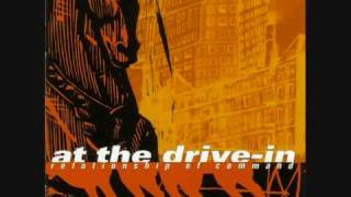 """Video thumbnail of """"At The Drive In - One Armed Scissor"""""""