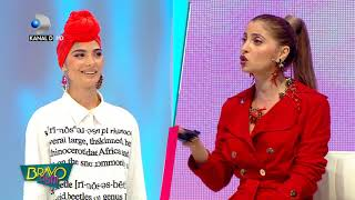 "Bravo, ai stil! (25.09.2017) - Scandal monstru intre Alexandra si Beatrice: ""Nu am venit aici sa..!"""
