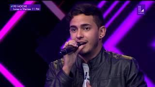 Luis Fonsi - Corazón en la maleta (Yo Soy  2018), increíble presentación!!!