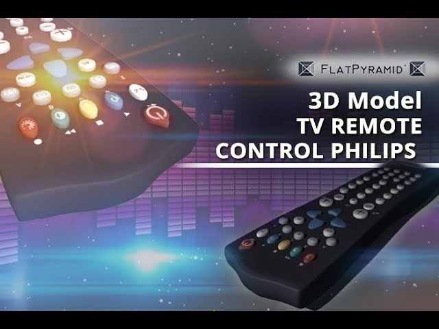 tv remote control philips