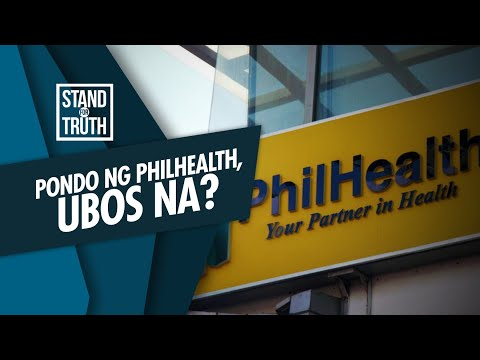 [GMA]  Stand for Truth: Pondo ng PhilHealth, mauubos na?