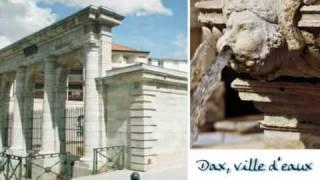 preview picture of video 'Office de Tourisme de Dax'