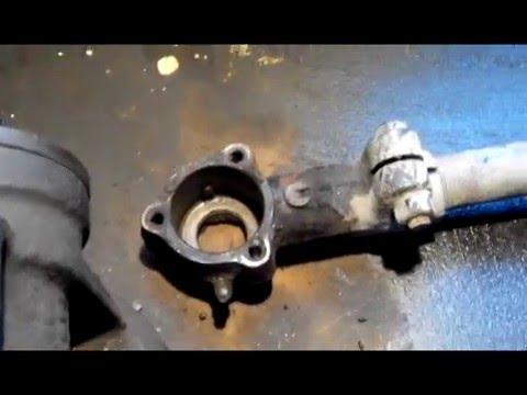 ремонт рулевой тяги