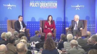 Sens. Cruz, Cornyn at Texas Public Policy Foundation