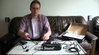 Testbericht: LD Systems Eco 2x2 Wireless Microphone System