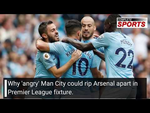 Manchester City Vs Arsenal Preview (Week 25)