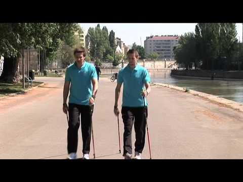 Nordic Walking | Die richtige Technik