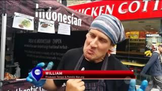 Maraknya Bisnis Kuliner Tempe di London - NET5