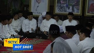 Tahlilan 7 Hari Ibu Ani Yudhoyono - Hot Shot