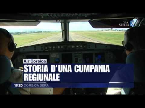 Découvrir Air Corsica en 5 épisodes
