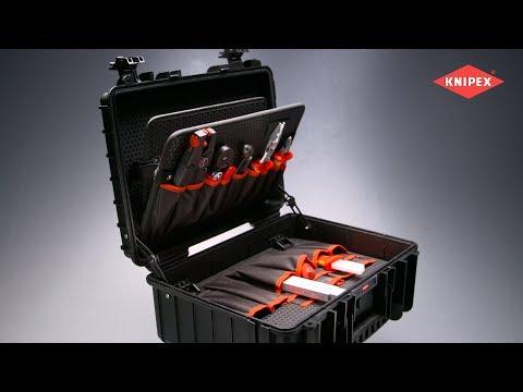 Mallette à outils « Robust23 » Électro (00 21 35)